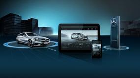 Aplikacja Mercedes me connect do zdalnego zarządzania Twoim samochodem