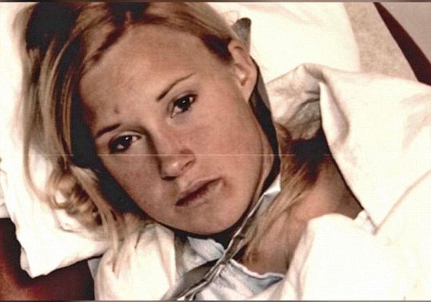 Koszmar zgwałconej Moniki: Rozebrali mnie i pchnęli na podłogę. Wybaczyłam im