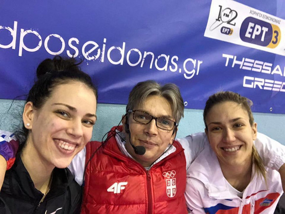 Tijana Bogdanović, Dragan Jović i Vanja Stanković