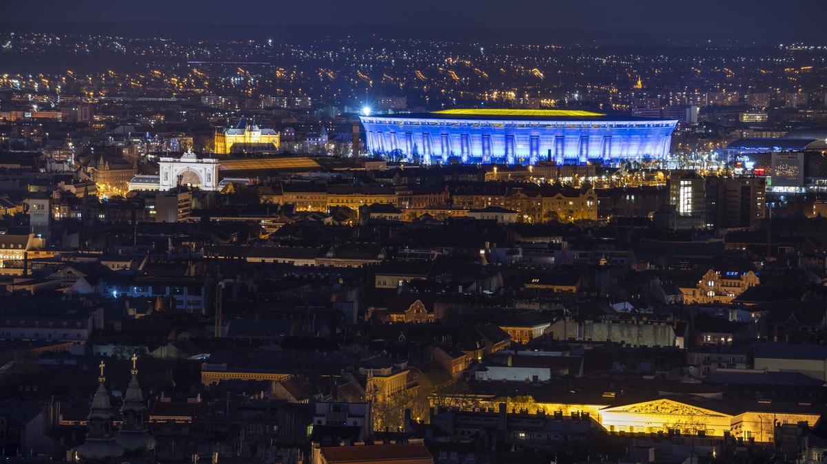 Eldőlt, ennyi néző lehet majd a budapesti futball Eb-meccseken, van olyan helyszín, amely kieshet