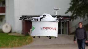 Dostarczanie przesyłek dronami rusza w Kanadzie