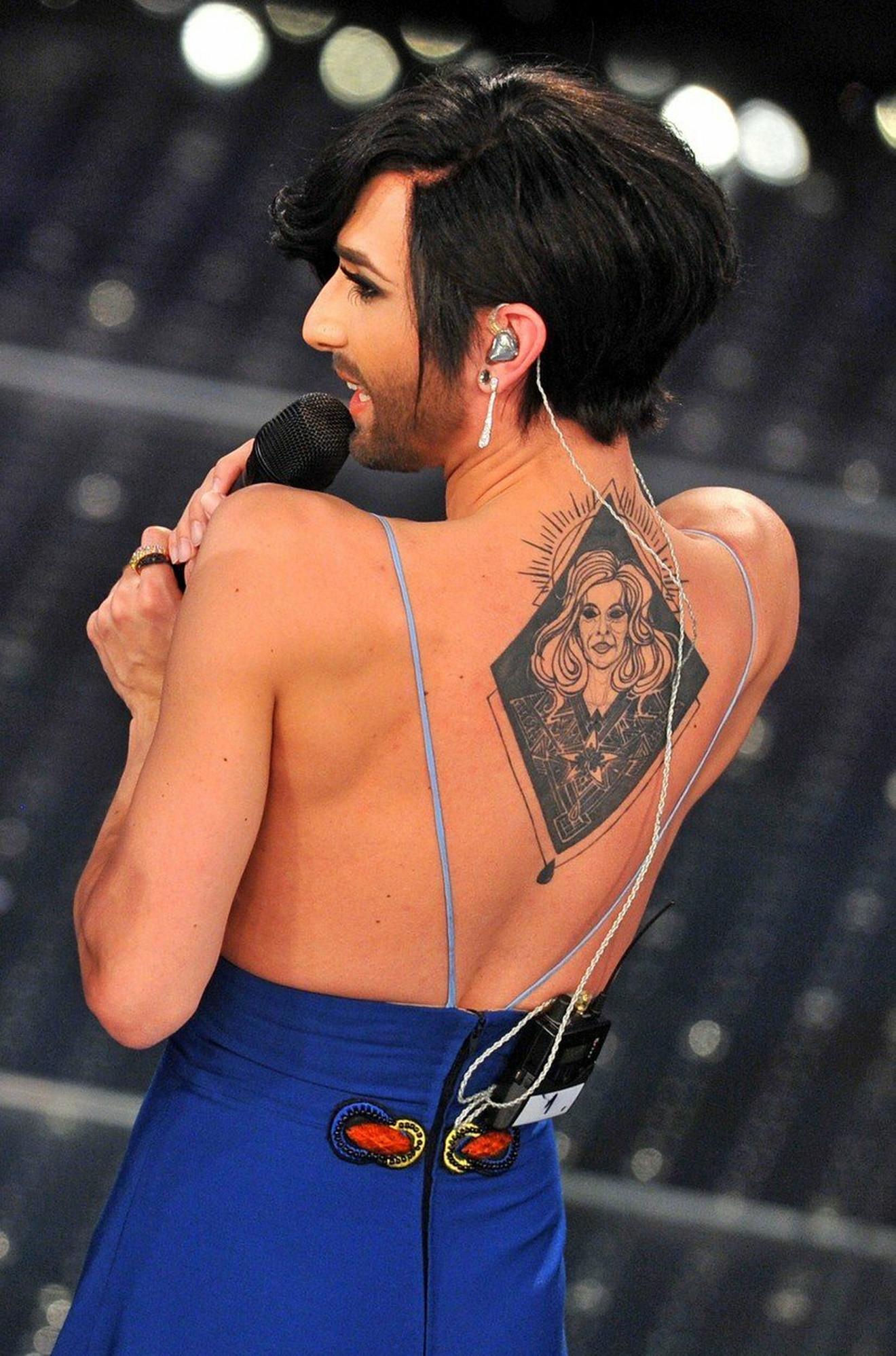 Tetovaže kao deo imidža