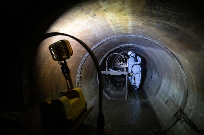 Novi soj korona virusa u kanalizaciji u Beču, istraživanja u toku (ilustracija)