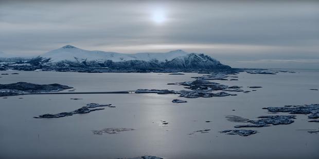"""""""Pierwszy śnieg"""": kadr z filmu"""
