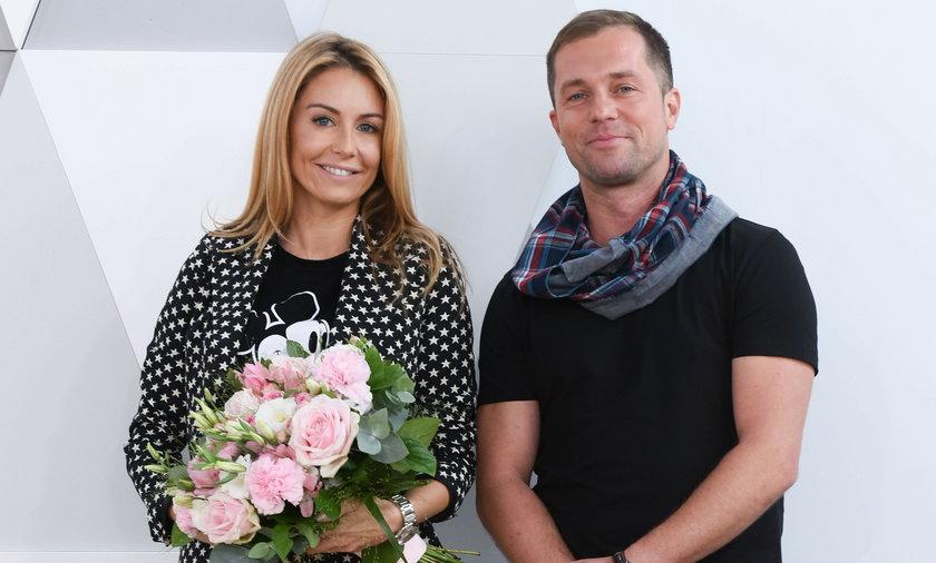 Małgorzata Rozenek-Majdan i Misha Kostrzewski
