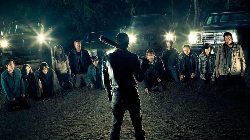 """The Walking Dead"" - kadr z serialu"