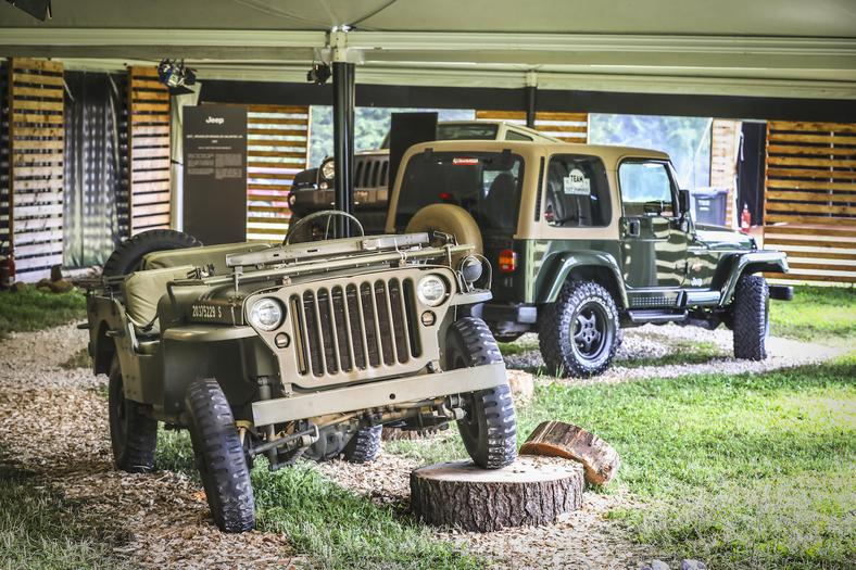 Jeep Willys 1945