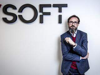 Michał Koziara, Chief Executive Officer w 3Soft S.A.
