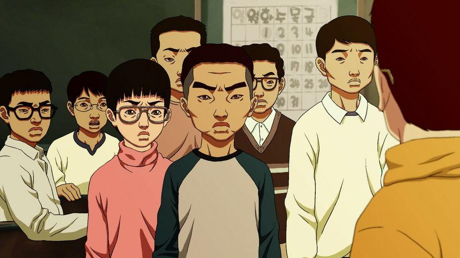 """""""Król świń"""" (reż. Yeon Sang-ho) - kadr z filmu"""
