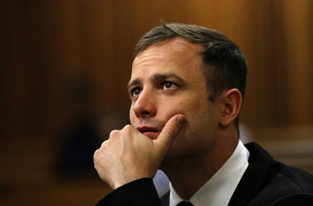 Proces Oscara Pistoriusa w Pretorii. Fot. EPA/SIPHIWE SIBEKO/PAP