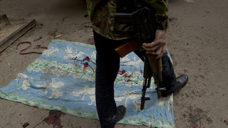 Rosyjskie media: Ukraińska mistrzyni olimpijska strzela do separatystów