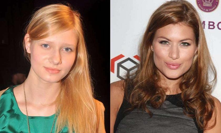 Nazywają się prawie tak samo! Piękne polskie aktorki