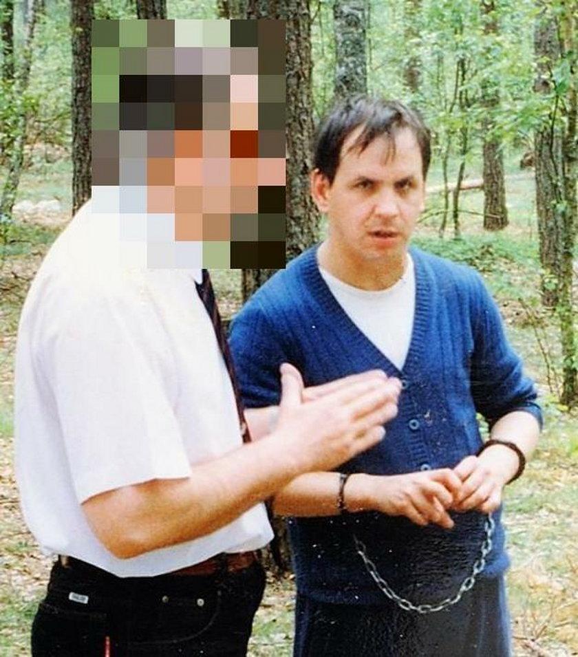 Leszek Pękalski trafił do ośrodka w Gostyninie