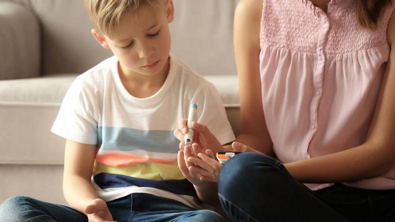 Cukrzyca dziecko badanie