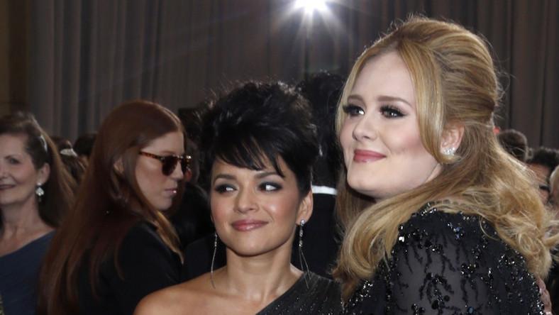 Norah Jones i Adele na gali Oscarów
