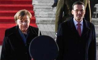 'Tagesspiegel' po wizycie Merkel w Warszawie: Do tanga trzeba dwojga