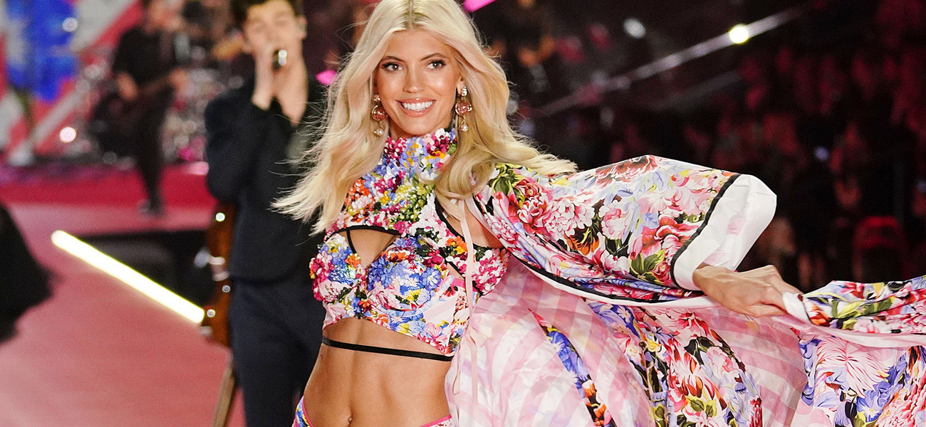 Victoria's Secret Fashion Show 2018 / J. Lee / GettyImages