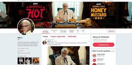 KFC śledzi na Twitterze dokładnie 11 osób. To ma sens!