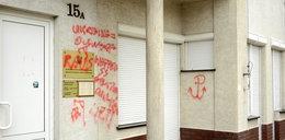 Pomazali farbą konsulat w Rzeszowie. MSZ Ukrainy reaguje