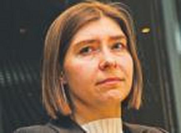 Joanna Dudek radca prawny, dyrektor w kancelarii prawniczej Deloitte Legal
