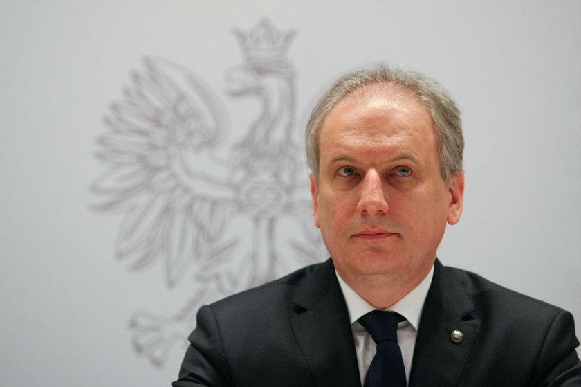 Dariusz Drelich (53 l.), wojewoda pomorski