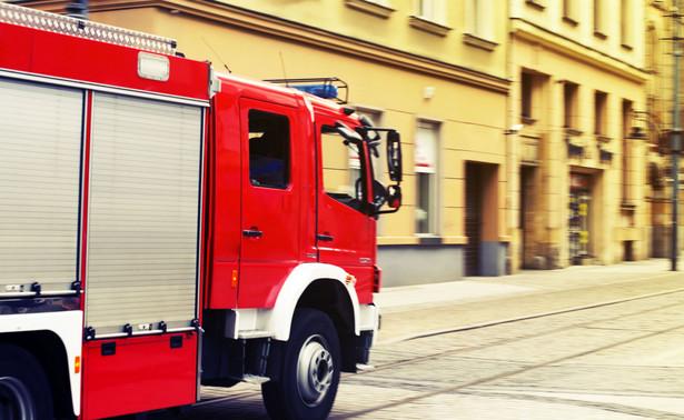 Strażacy nie chcą spekulować na temat ewentualnych przyczyn pożaru