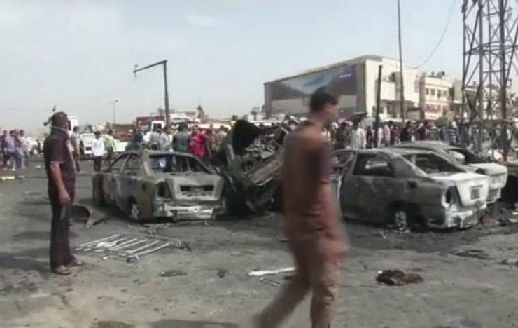 Bagdad, bomba