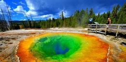 To jezioro zabija! Rozpuszcza żywą tkankę!