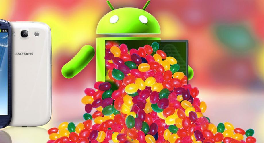 Android 4.3 für das Samsung Galaxy S3 jetzt erhältlich