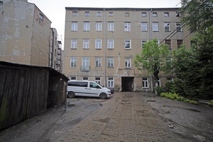 Kamienica na Bałutach w Łodzi
