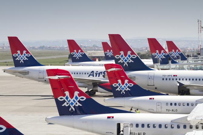Air Serbia Photo
