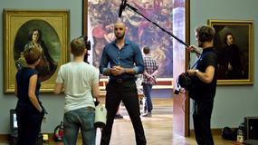 Marcin Gortat od lat inwestuje w sztukę. Teraz został ambasadorem Muzeum Narodowego w Warszawie