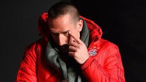 Kolejne problemy Ribery'ego?