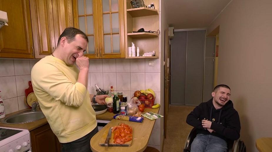 """W formacie wystąpi Misiek Koterski / fot. zwiastun """"To tylko kilka dni"""", materiały Prasowe TTV"""
