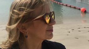 Marzena Rogalska na wakacjach. Gdzie wypoczywa dziennikarka?