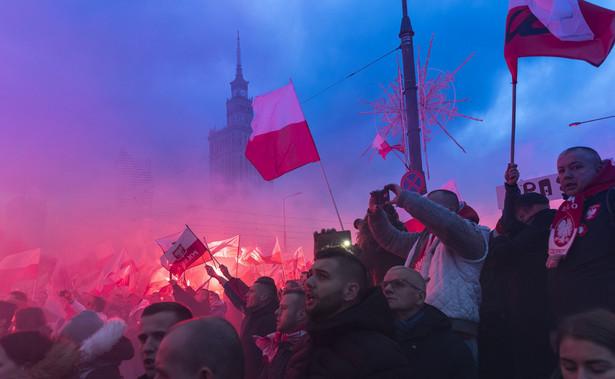 Sprawa dotyczy wydarzenia z 11 listopada 2017 r. Na trasie Marszu Niepodległości stanęła kontrmanifestacja zorganizowana m.in przez Ruch Obywatele RP.