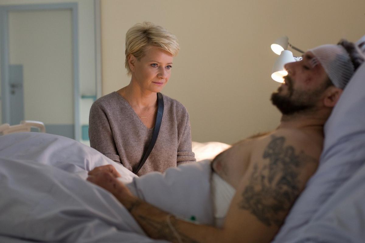 """Część akcji """"Drugiej szansy"""" od początku serialu toczy się w szpitalu"""