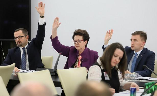 Sejmowa komisja nadzwyczajna