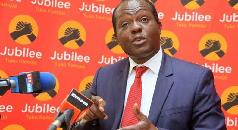 Jubilee vows to lock corrupt members from party elections