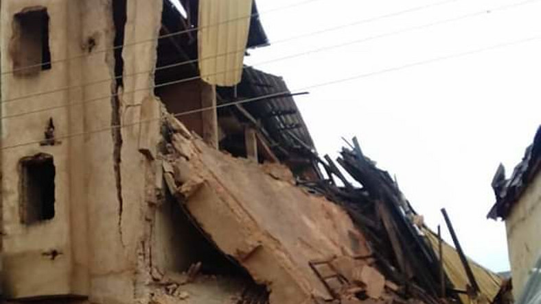 SEMA confirms 7 dead, 1 injured in Jos building collapse [NAN]