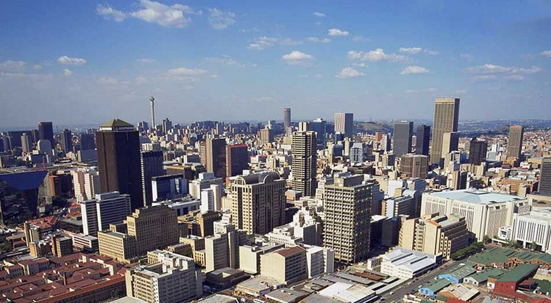 5 most developed African countries