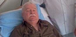 Wałęsa w szpitalu: Pomódlcie się za mnie!
