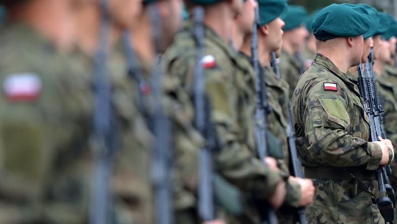 W Przemyślu kolejni żołnierze WOT złożyli przysięgę