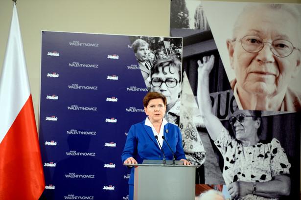 Premier Beata Szydło, PAP/Jacek Turczyk