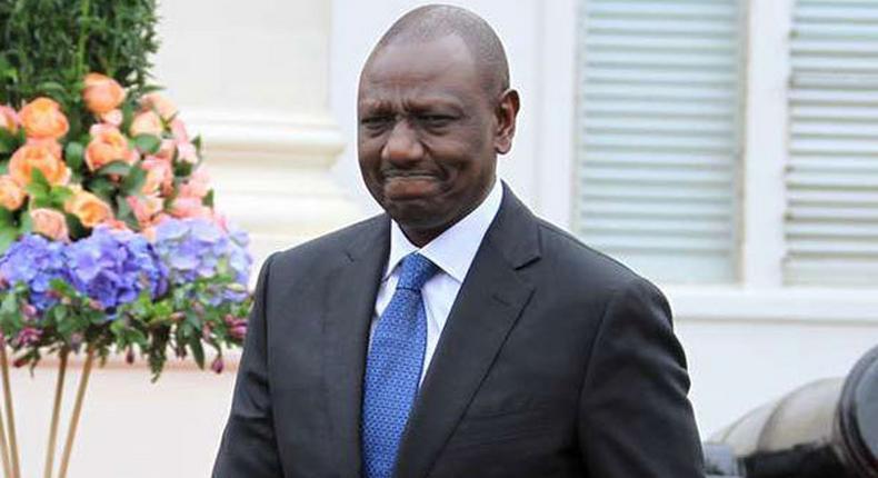File image of DP Ruto