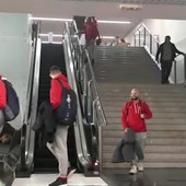 BLICSPORT SA ZVEZDOM U ZADRU Crveno-beli nemaju pravo na grešku, Lorenzo Braun ostao u Beogradu /VIDEO/