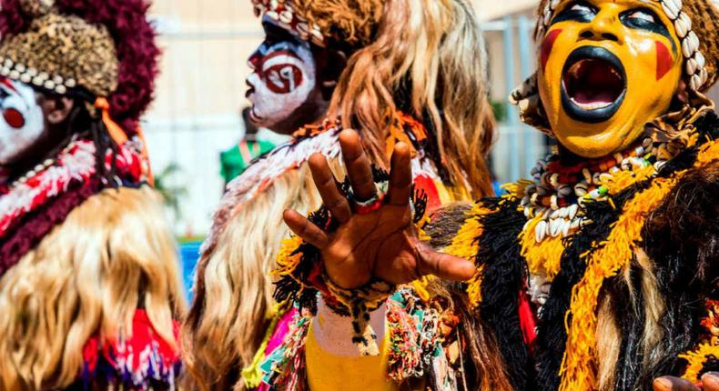 Dakar in Senegal, named one of the top 5 creative cities in the world, is home to many festivals (hamajimagazine)