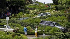 Lombard Street w San Francisco - najbardziej kręta ulica na świecie będzie czasowo zamykana dla turystów
