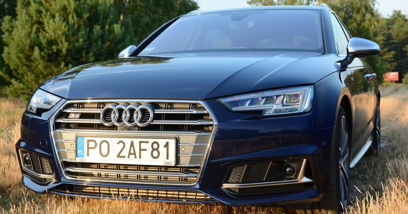 Audi S4 Avant jest delikatnie grzeczniejszy od poprzednika, ale dzięki temu ma szansę przyciągnąć do salonów większą liczbę klientów. A o to przecież w tym biznesie chodzi.