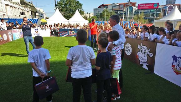 Ljubiša Tumbaković na FSS manifestaciji